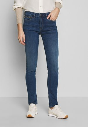 FRHOZOZA - Slim fit jeans - blue denim