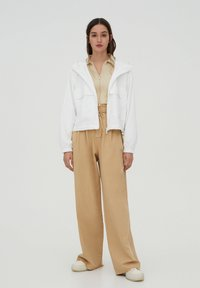 PULL&BEAR - Summer jacket - off-white - 1