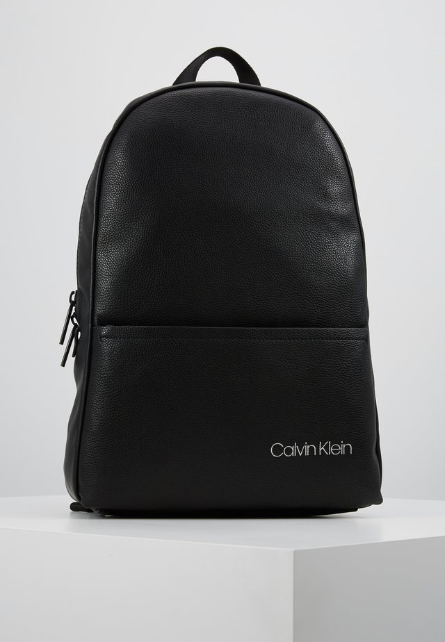 DIRECT ROUND BACKPACK - Sac à dos - black