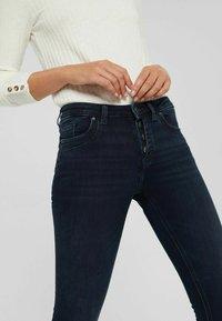 Esprit - Jeans Skinny Fit - blue black - 4