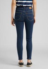 Lee - SCARLETT - Jeans Skinny Fit - stone travis - 2
