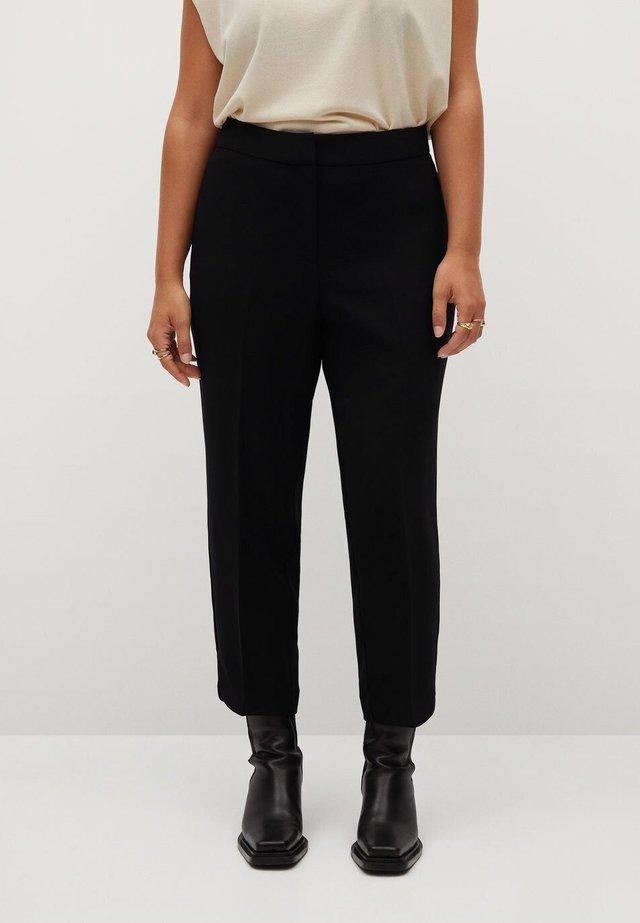 LEONOR - Pantalon classique - schwarz
