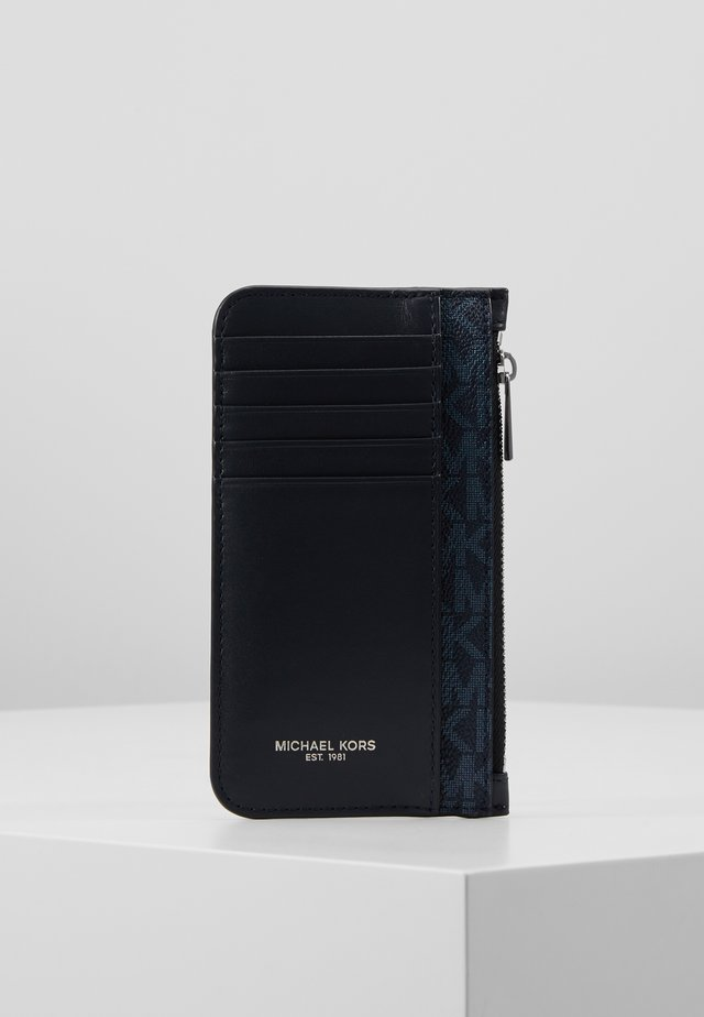 LONG ZIP WALLET - Portefeuille -  blue