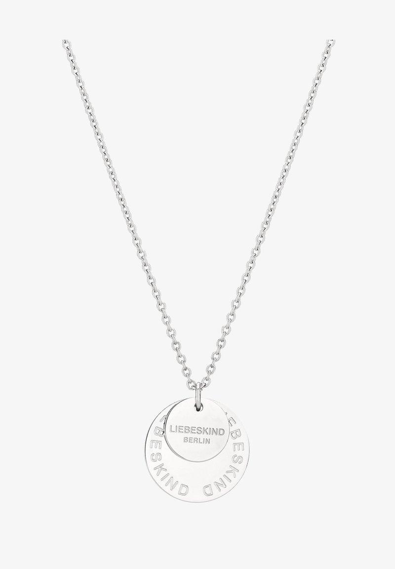Liebeskind Berlin - Necklace - silber