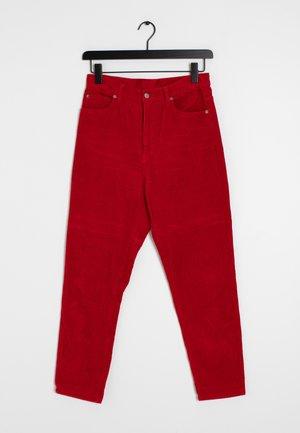 Jeans fuselé - red