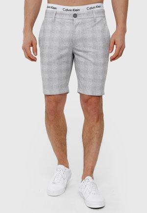 AALBORG - Shorts - grey check
