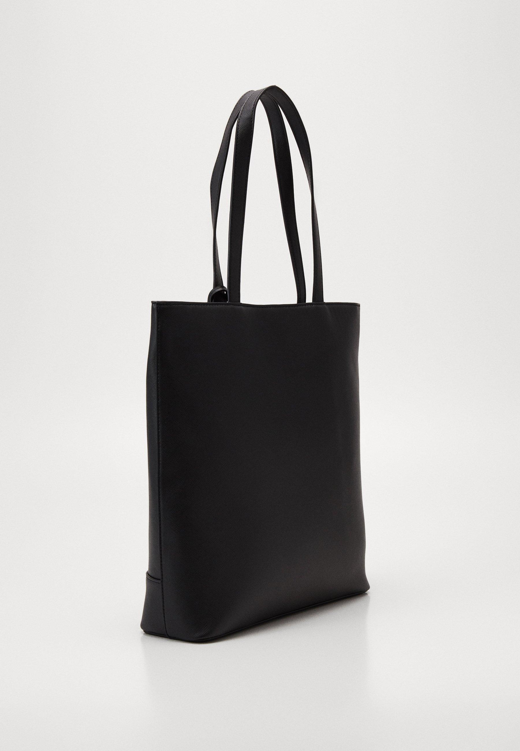 Anna Field Shopping Bags - Black