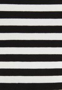 Anna Field - Långärmad tröja - black/white - 6