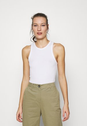 ALEXO TANK  - Top - white