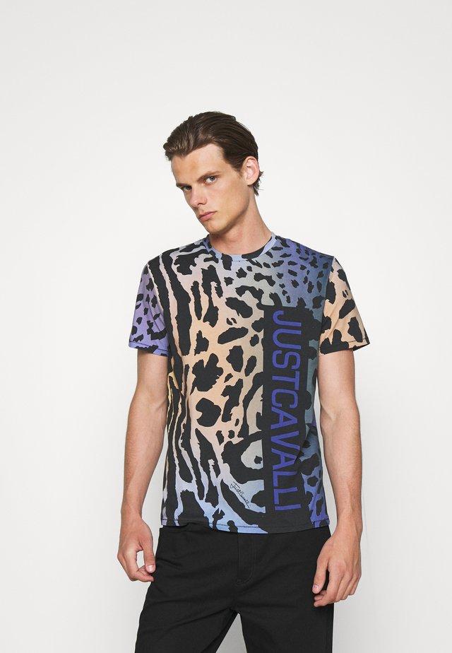 T-shirt imprimé - bright cobalt varian