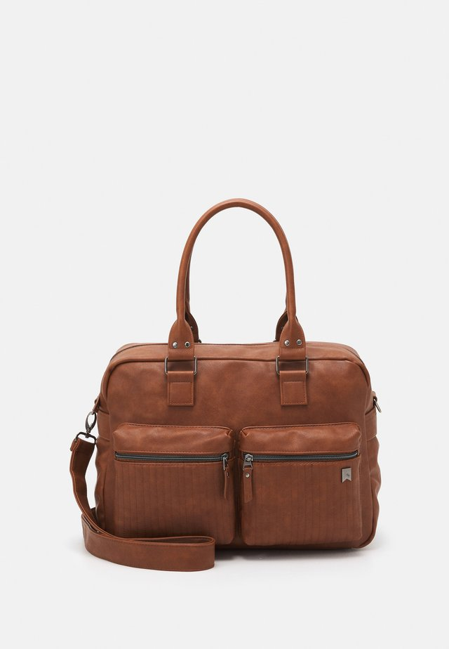 DIAPERBAG CARE MOVEMENT SET - Sac à langer - brown