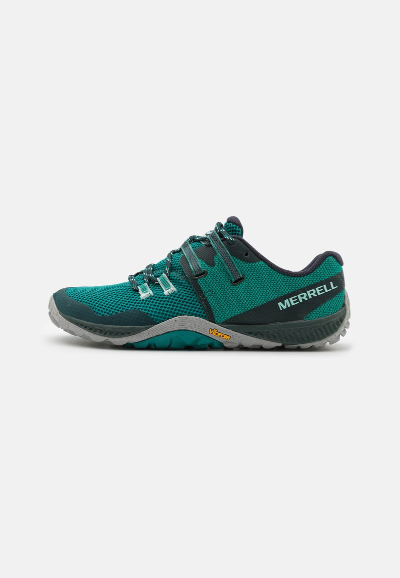 Merrell - TRAIL GLOVE 6 - Zapatillas de trail running - marine