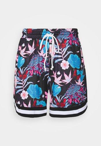 AOKI BASEBALL - Shorts - blue/pink/white