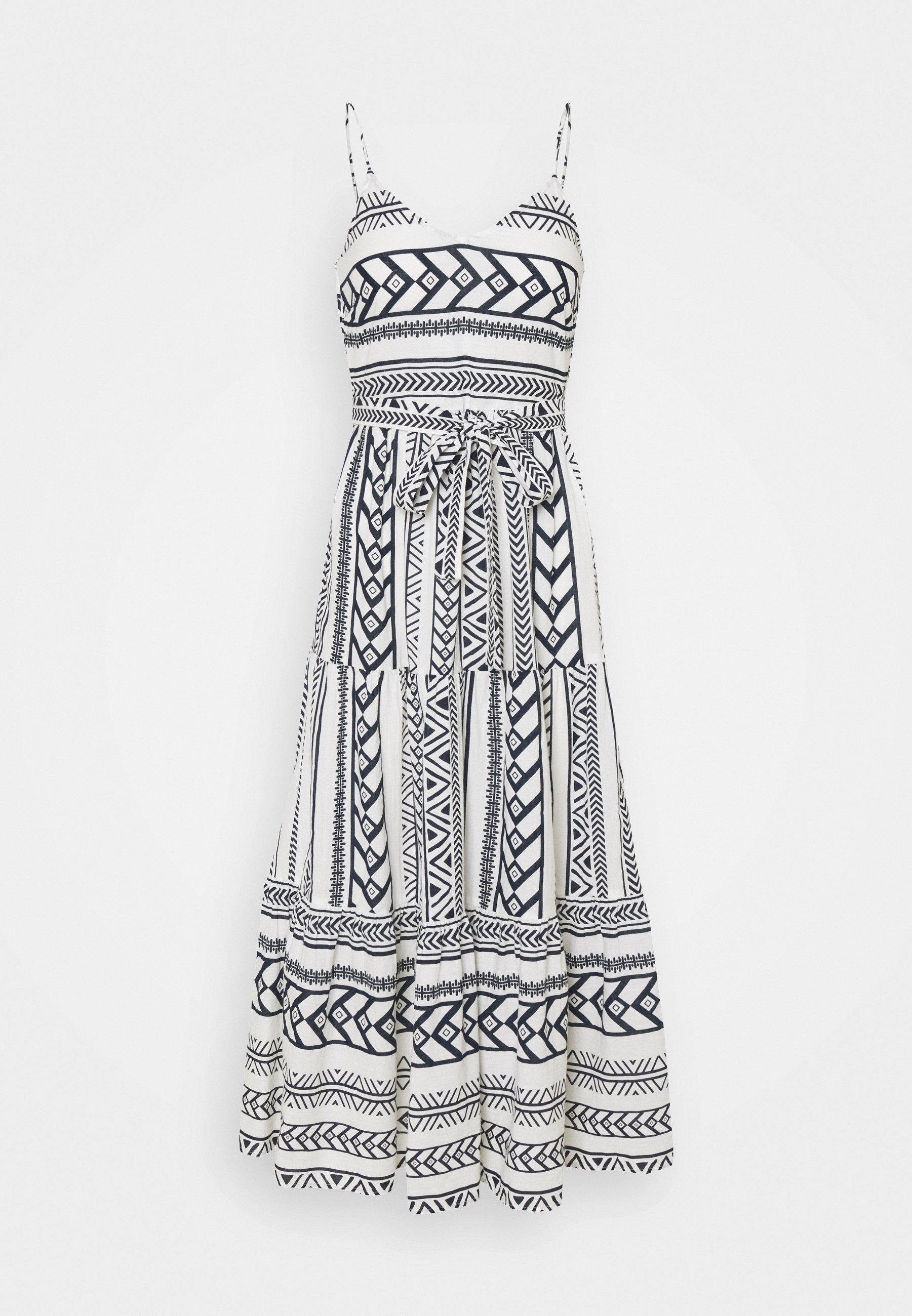 Women VMDICTHE SINGLET ANCLE DRESS VIP  - Maxi dress