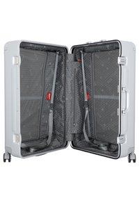 Hardware - Wheeled suitcase - silver - 4