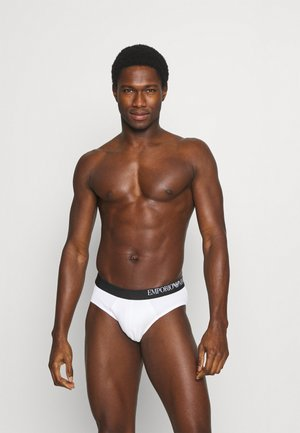 BRIEF 3 PACK - Figi - white