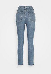 Agolde - HEADLINES NICO  - Slim fit jeans - medium indigo - 1