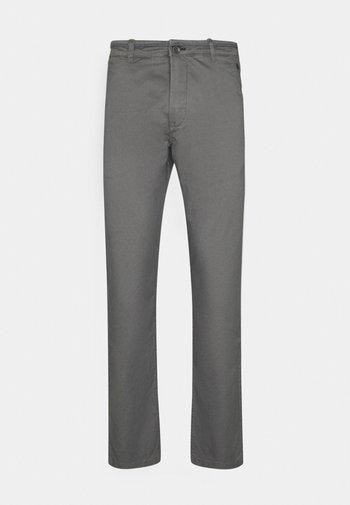 SLIM BASICO - Chino - dark grey