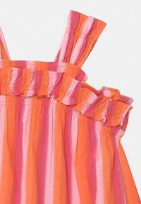 OVS - Korte jurk - orange - 2