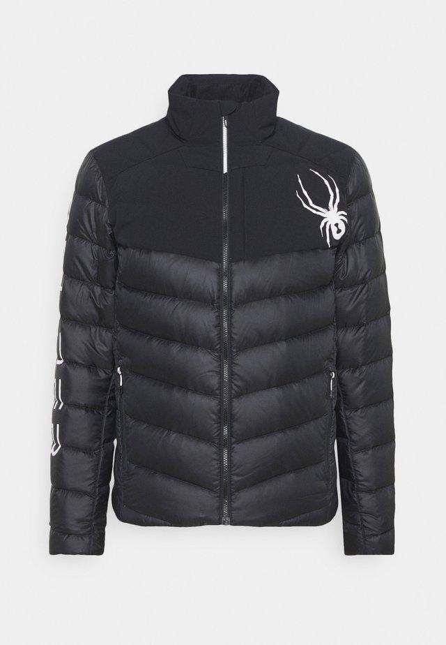TIMELESS - Lyžařská bunda - black