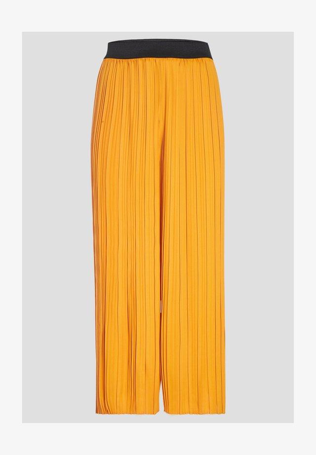 Pantaloni - jaune fonce