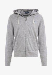 Polo Ralph Lauren - TERRY - Zip-up hoodie - andover heather - 3