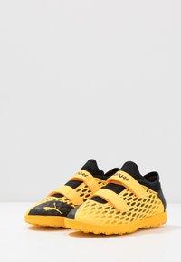 Puma - FUTURE 5.4 TT - Astro turf trainers - ultra yellow/black - 3