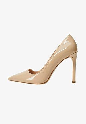 MANU - Classic heels - beige