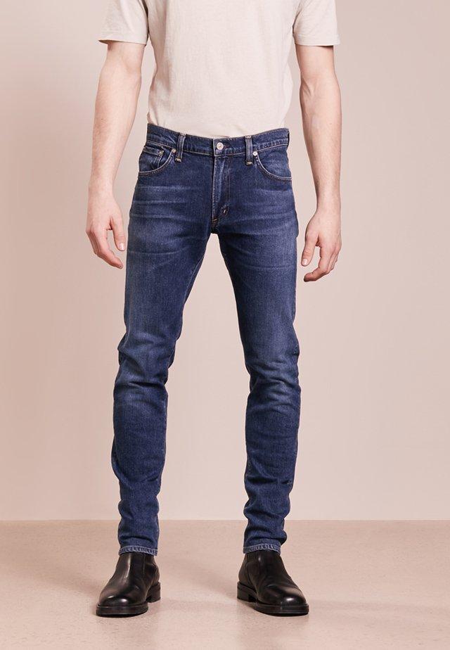 NOAH - Jeans slim fit - new moon