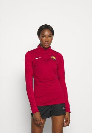 FC BARCELONA - Klubové oblečení - noble red/pale ivory