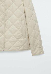 Massimo Dutti - Light jacket - beige - 3