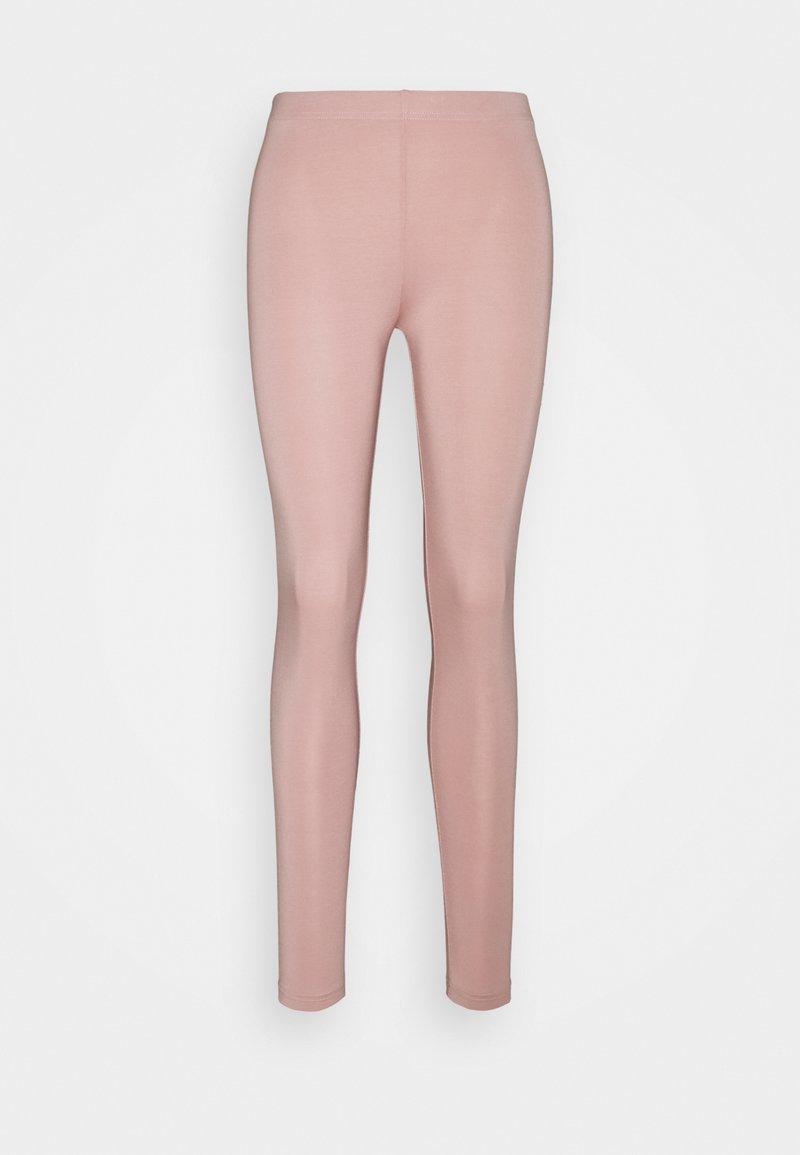 Noa Noa - ESSENTIAL - Leggings - Trousers - adobe rose
