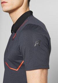 Rukka - RUKKA PIKKA - Polo shirt - light grey - 5