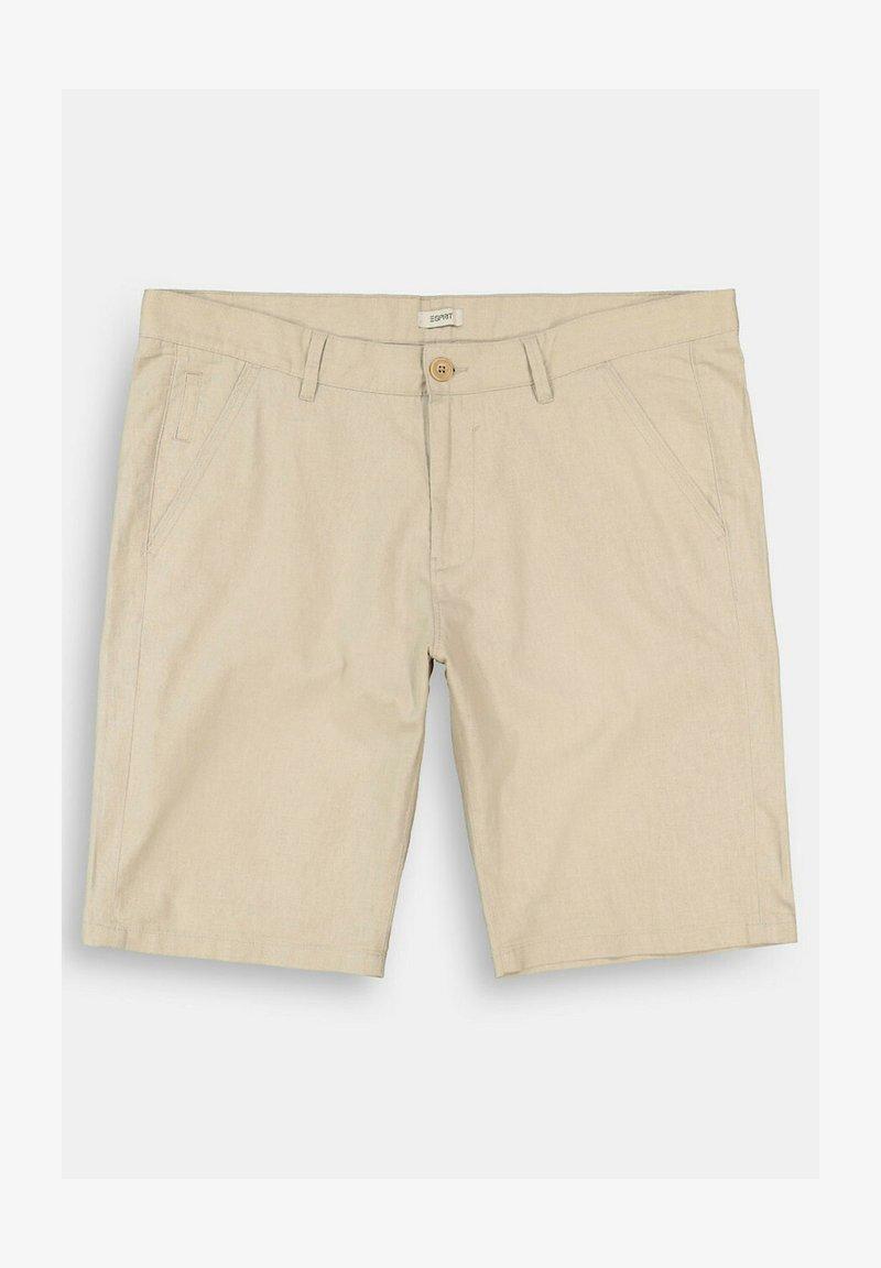 Esprit - Shorts - light beige