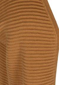 Zizzi - MIT TASCHEN - Waistcoat - brown - 5