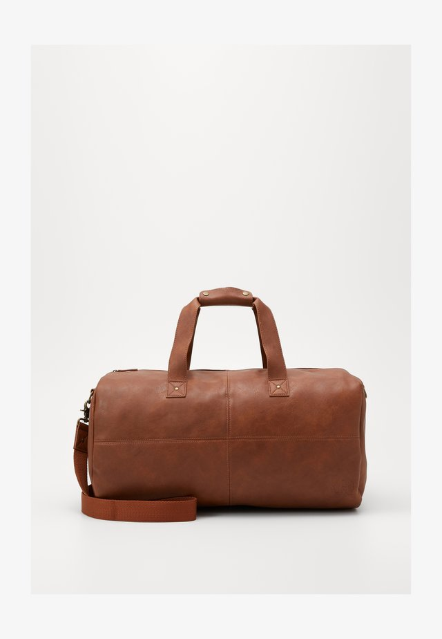 BARREL BAG - Weekendtas - tan