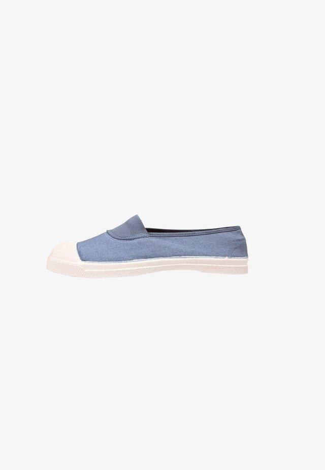 ELASTIC - Mocassins - blue