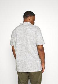 Pier One - Polo shirt - mottled light grey - 2