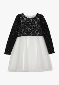 Derhy Kids - ELISA - Vestito elegante - blanc/noir - 0