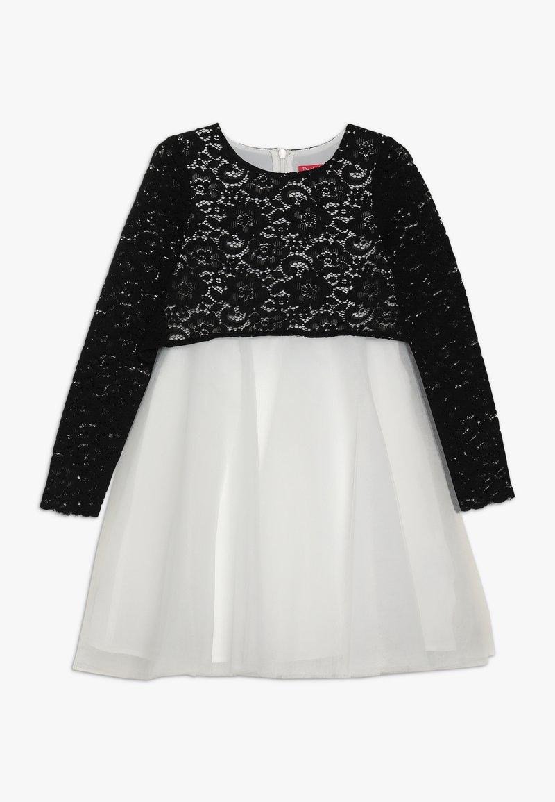 Derhy Kids - ELISA - Vestito elegante - blanc/noir