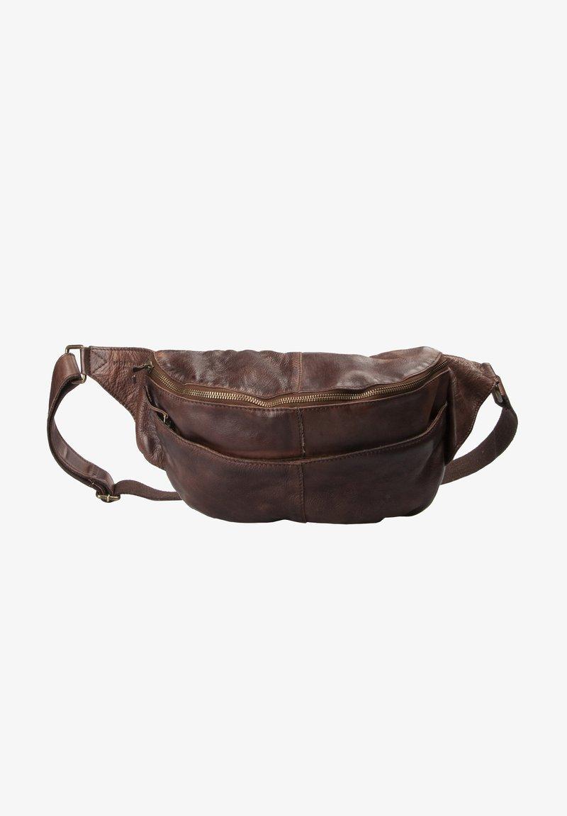 MONTANA - Bum bag - brown
