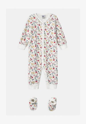 LALIDA ENSEMBLE - Pijama - marshmallow/multicolour