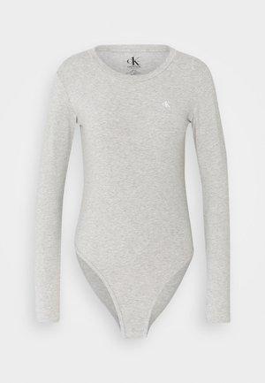 Body - grey heather