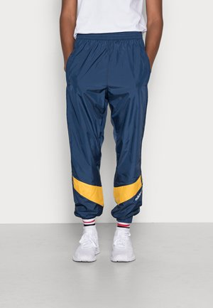 RIPSTOP TRACK - Pantaloni sportivi - collegiate navy