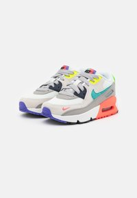 Nike Sportswear - AIR MAX 90 EOI UNISEX - Sneakers laag - pearl grey/sport turquoise/summit white/black - 1