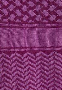 CECILIE copenhagen - Top sdlouhým rukávem - plum/violet - 2