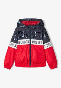 Name it - NMMMILO JACKET CAMP - Jas - high risk red - 1
