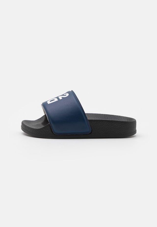 UNISEX - Pantolette flach - blue