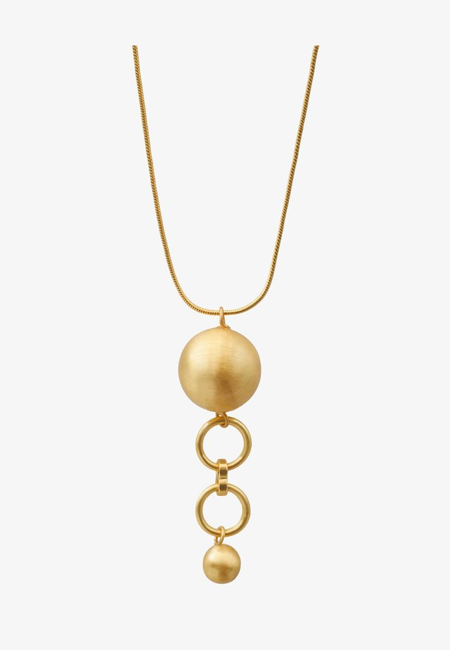 TABITHA DOUBLE - Ketting - gold plating