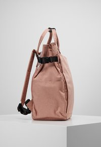 anello - 2 WAY BACKPACK UNISEX - Tagesrucksack - nude pink - 5